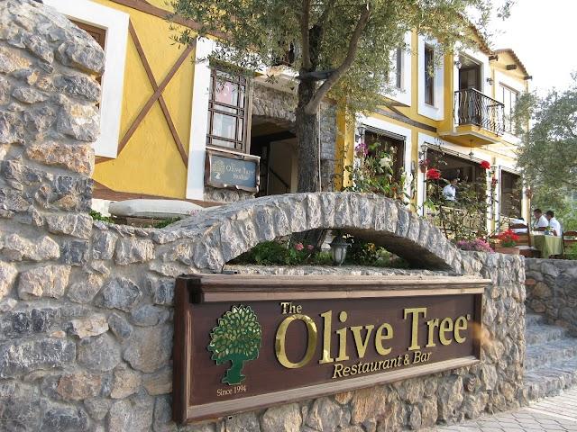 The Olive Tree Restaurant