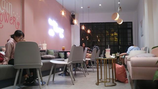 Hebes Tea House & Café