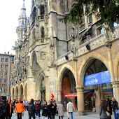 Station  Muenchen Marienplatz