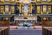 The Jesuit Church, Paderborn, Germany
