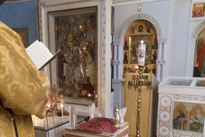 Jarvenpaan ortodoksinen kirkko, Jarvenpaa, Finland