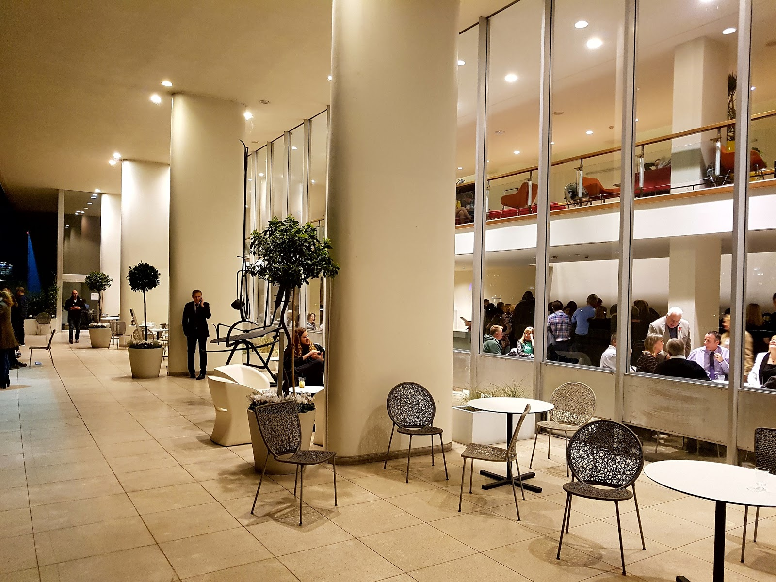 Royal Festival Hall: A Work-Friendly Place in London