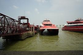 Автобусная станция   Macau Ferry