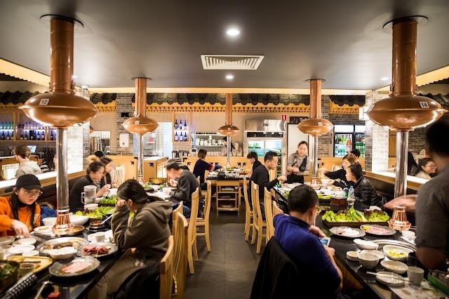 Bornga Korean Restaurant