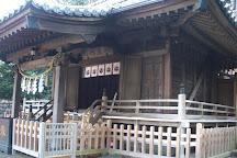 Takinomiya Shrine, Fukaya, Japan