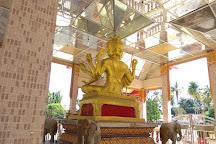 Wat Photivihan Sleeping Buddha, Tumpat, Malaysia