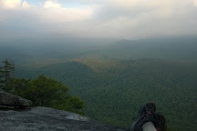 Looking Glass Rock, Pisgah Forest, United States