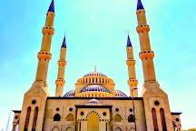 The Al Farooq Omar Bin Al Khattab Mosque And Centre, Dubai, United Arab Emirates