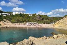Playa des Codolar, Ibiza, Spain