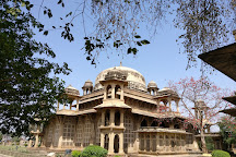 Tomb of Mohammad Ghaus, Gwalior, India