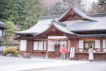 Suwa Shrine, Suwa, Japan