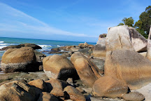Matras Beach, Sungailiat, Indonesia