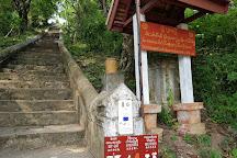 Wat Jom Phet, Luang Prabang, Laos