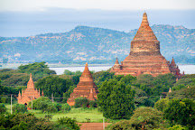 Dhammayan Gyi Temple, Nyaung U, Myanmar