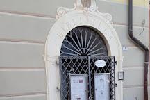 Biblioteca Civica Renzo Deaglio, Alassio, Italy