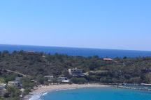 Lithi Beach, Limenas Lithiou, Greece