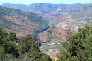 Salt River Canyon Wilderness