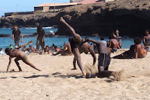 Quebra Canela Beach, Praia, Cape Verde