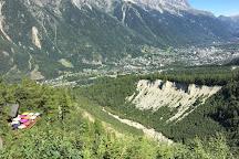 Glacier des Bossons, Chamonix, France