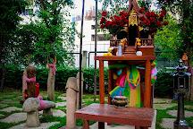 Shrine of the Goddess Tubtim, Bangkok, Thailand