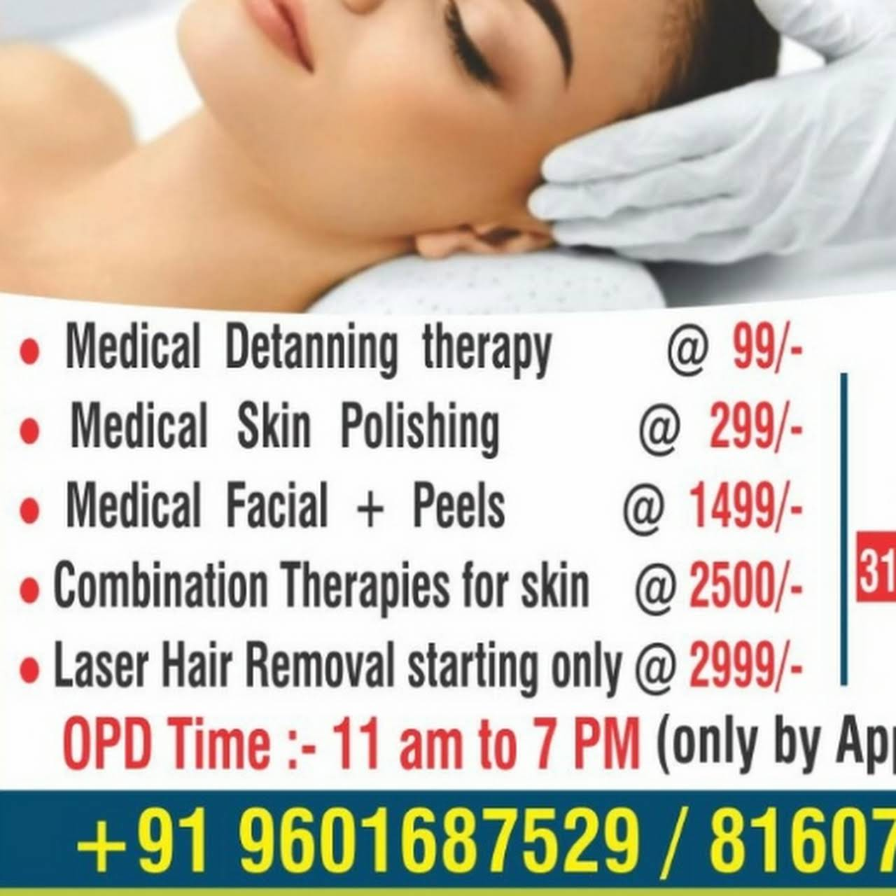 Cosmo Clinic Best Skin Care Weight Loss Slimming Centre