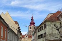 Ptuj City Tower, Ptuj, Slovenia