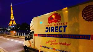 Verhuisbedrijf Direct | Verhuisservice met professionele verhuizers