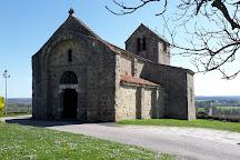 Eglise Saint-Laurent, Chatel-de-Neuvre, France