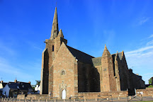 Notre Dame de la Clarte, Perros-Guirec, France