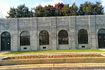 Resurrection Cemetery & Mausoleums, Justice, United States