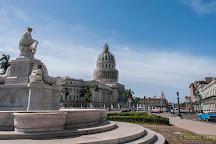 Fuente de la India, Havana, Cuba