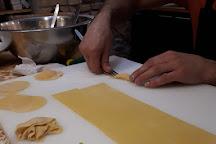 Kitchen of Mamma, Rome, Italy