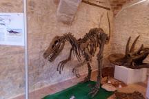 Museo dei Fossili e delle Ambre, San Valentino in Abruzzo Citeriore, Italy