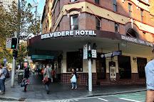 The Belvedere Hotel, Sydney, Sydney, Australia