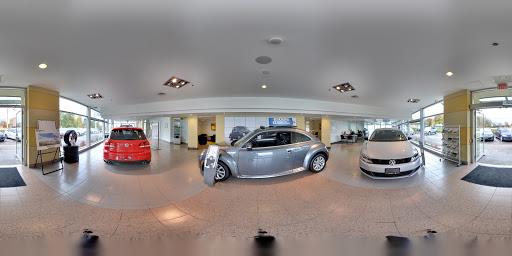 Pfaff Volkswagen | Toronto Google Business View