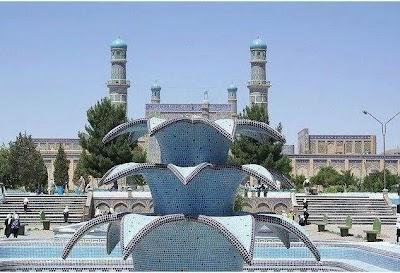 Rawza e Mubarak Museum