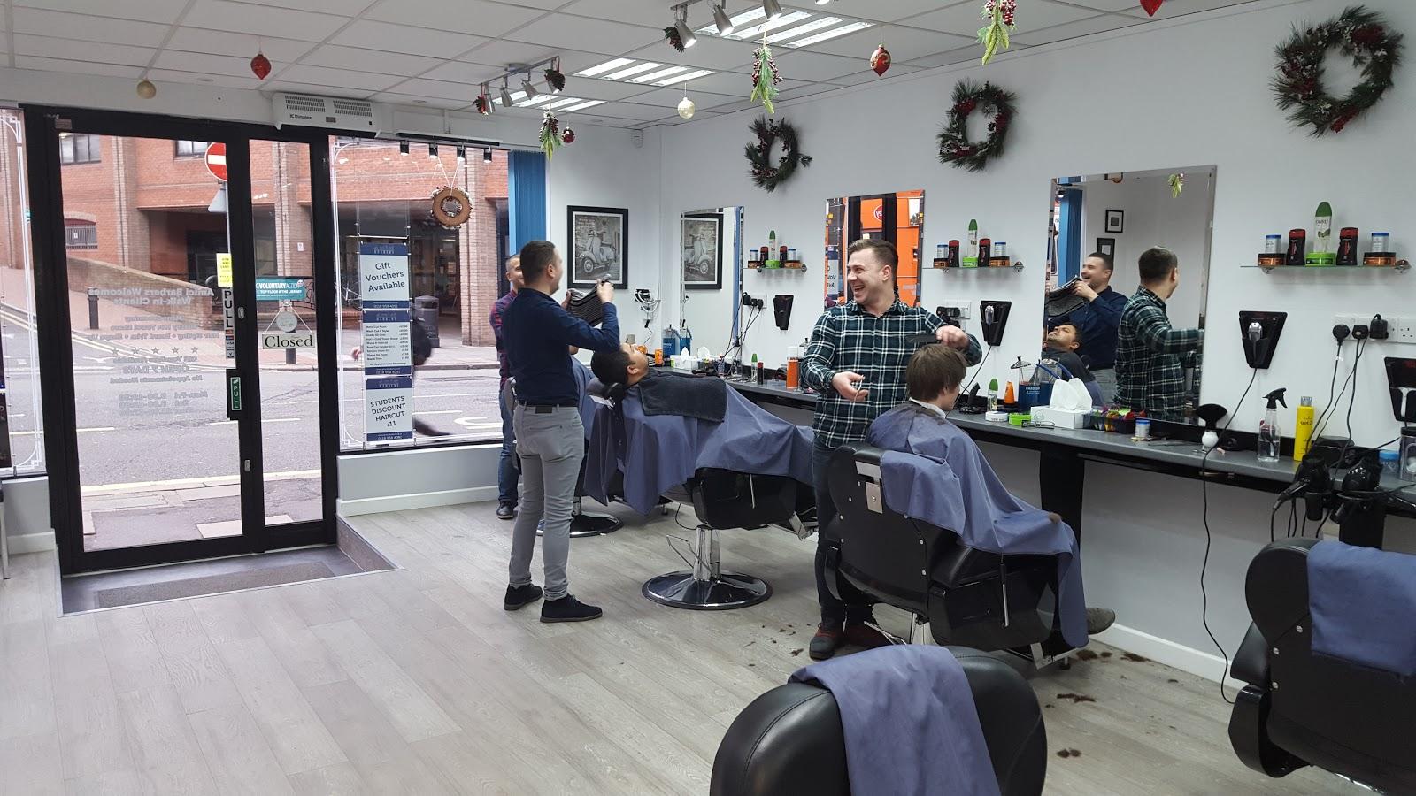 Amici Barbers