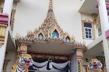 Wat Bang Phra Temple, Nakhon Chai Si, Thailand