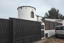 Castell de Sant Joan (Sant Joan Castle), Lloret de Mar, Spain