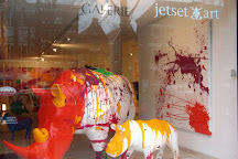 Jetsetart Gallery, Amsterdam, The Netherlands