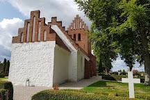 Osted Kirke, Roskilde, Denmark