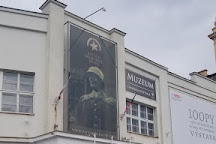 George Patton Memorial Museum, Pilsen, Czech Republic