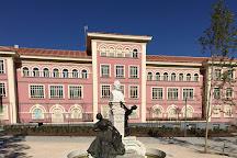 Jardines Del Arquitecto Ribera, Madrid, Spain