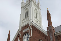 St. Mary in the Mountains Catholic Church, Virginia City, United States