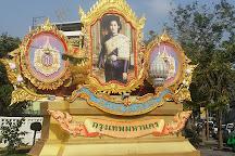 Rama VIII Park, Bangkok, Thailand