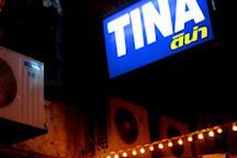 TINA Bar Bangkok, Bangkok, Thailand
