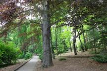 Banska Stiavnica Botanical Garden, Banska Stiavnica, Slovakia