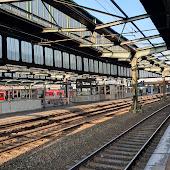 Train Station  Duisburg Hbf