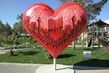 Love Park, Baku, Azerbaijan