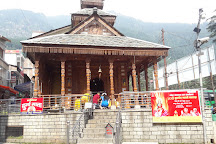 Hidimba Devi Temple, Manali, India